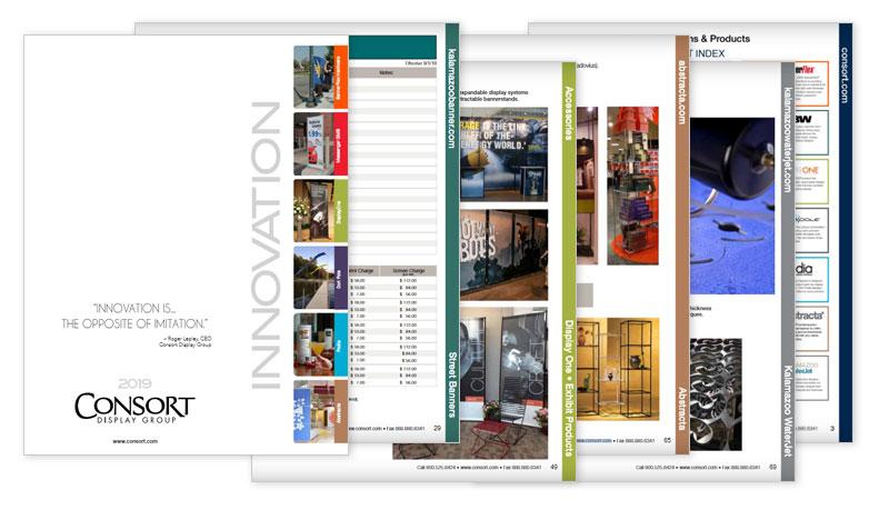 Consort Corporate Catalog