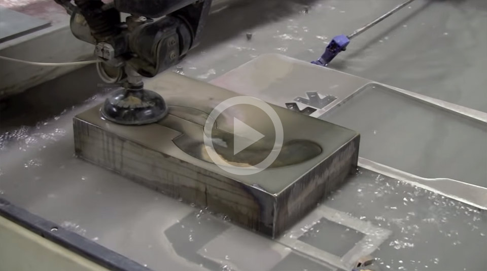 DETAILED STEEL CUTTING VIDEO